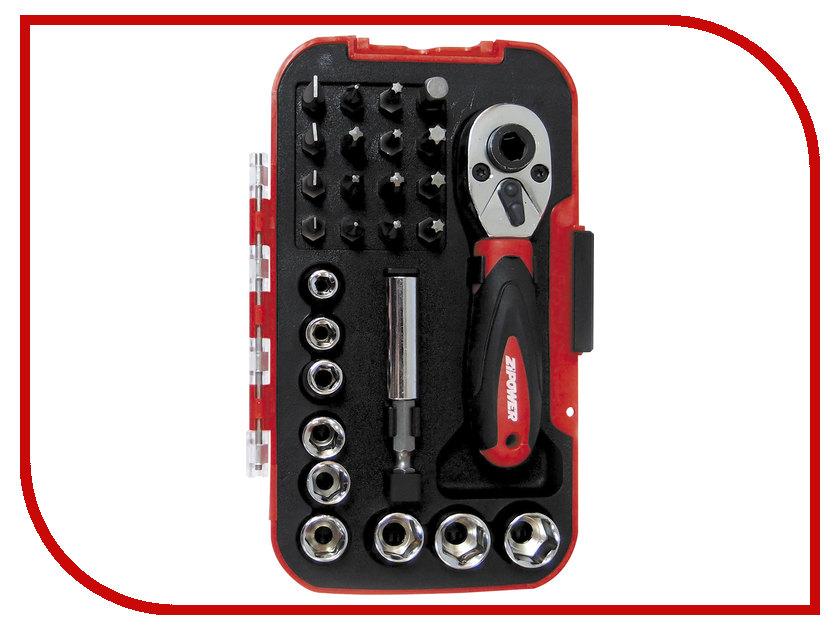 Набор инструмента Zipower PM5136 набор инструментов zipower pm 5136