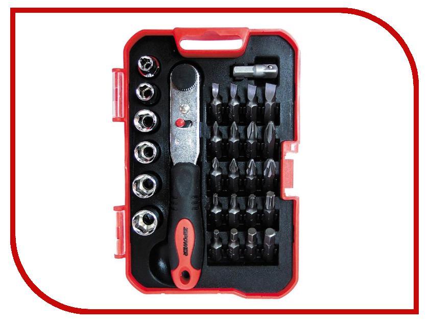 Набор инструмента Zipower PM5137 набор стамесок zipower pm 4267