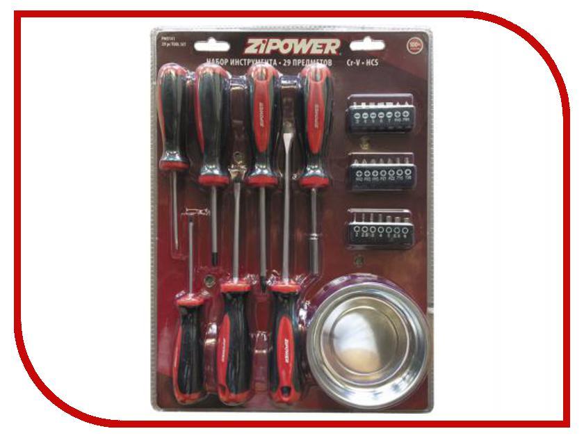 Отвертка Zipower PM5141 лопата zipower штыковая pm 4237