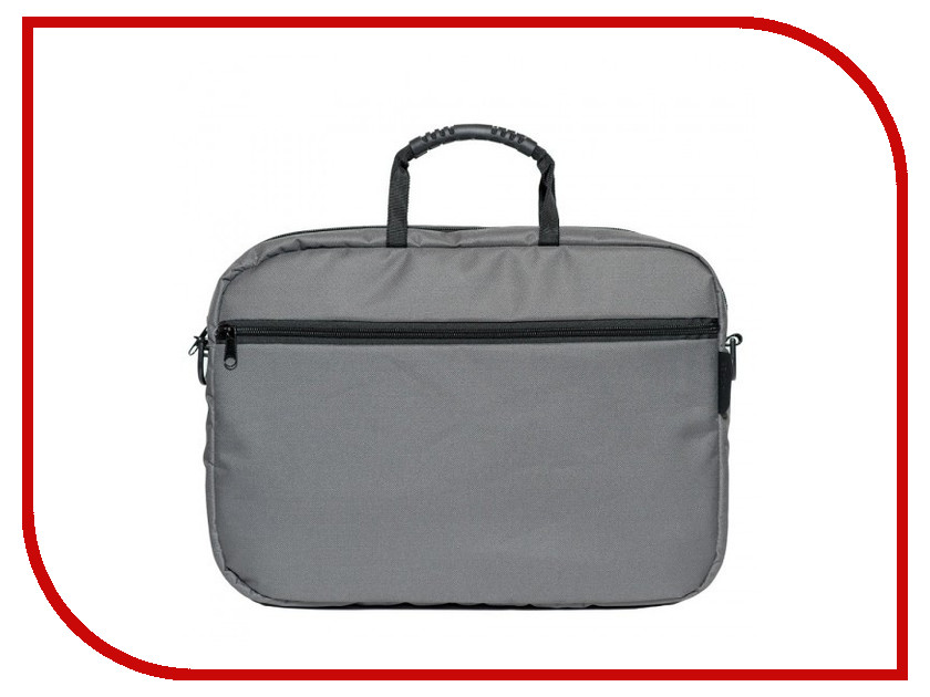 Аксессуар Сумка 15.6 Vivacase Business Grey VCN-CBS15-gr