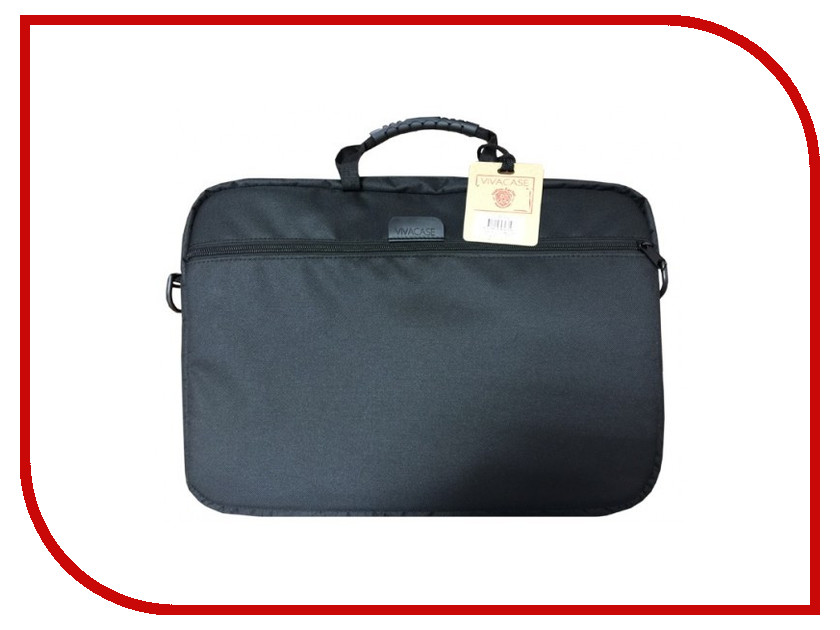 Аксессуар Сумка 15.6 Vivacase Business Black VCN-CBS15-bl