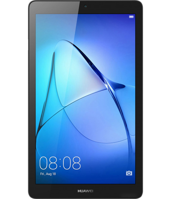 Планшет Huawei MediaPad T3 7 16Gb BG2-U01 Space Grey 53010ADP (MediaTek MT8321 1.3 GHz/1024Mb/16Gb/3G/Wi-Fi/Bluetooth/7/1024x600/Android)