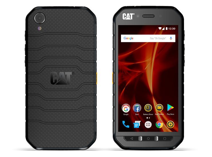 Сотовый телефон Caterpillar Cat S41 Black цена