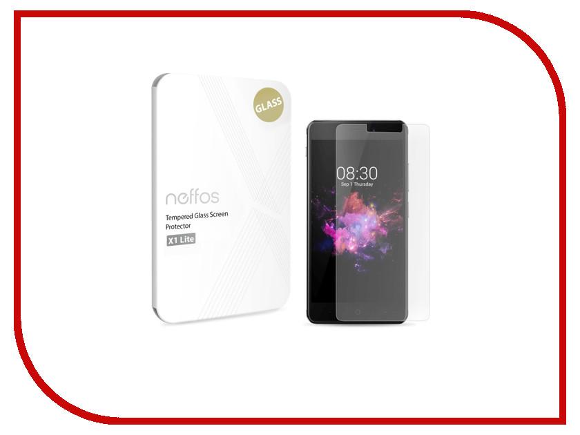 Защитное стекло для Neffos X1 Lite Screen Protector-Glass X1 Lite-SP-G смартфон neffos x1 серый 5