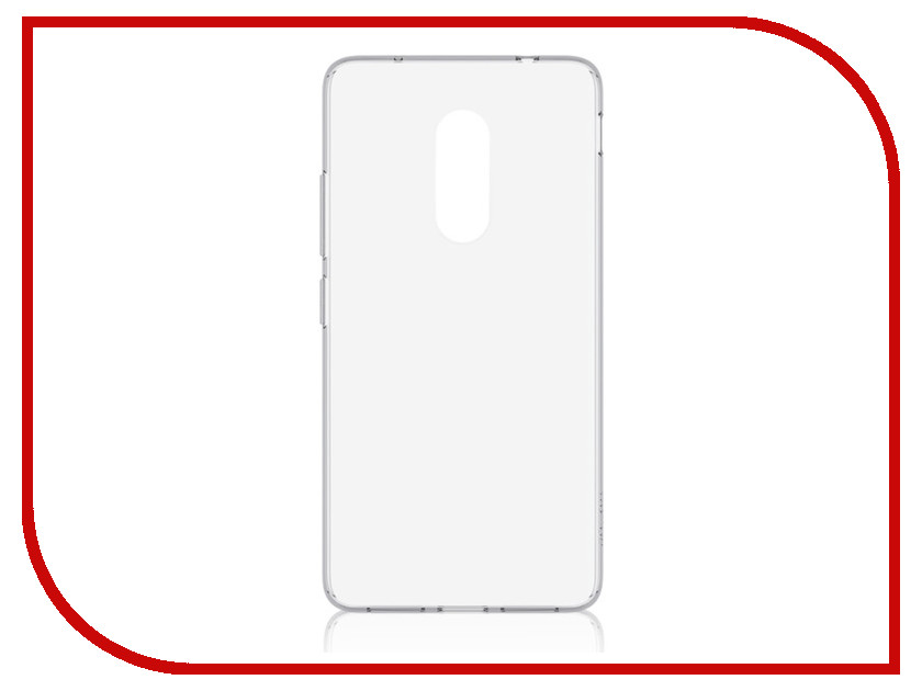 Чехол для Neffos X1 Lite Protective Case X1 Lite-PC-T matte protective pe back case for htc one x s720e white