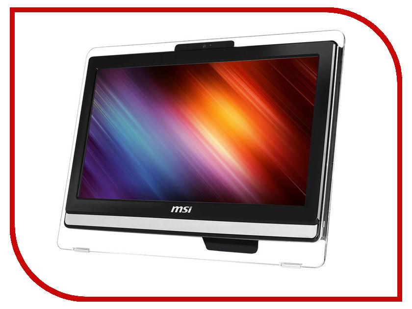 Моноблок MSI Pro 20ET 4BW-095RU Black 9S6-AA8B11-095 (Intel Celeron N3160 1.6 GHz/4096Mb/1000Gb/DVD-RW/Intel HD Graphics/19.5/1600x900/Touchscreen/DOS) msi pro 20et 4bw 083ru моноблок