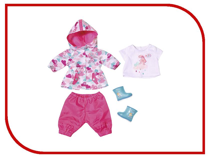 Кукла Zapf Creation Baby born Одежда для дождливой погоды 823-781