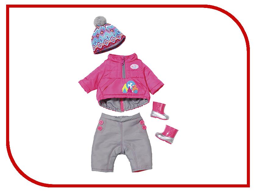 Кукла Zapf Creation Baby born Одежда Зимние морозы 823-811