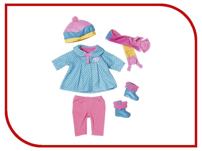 Кукла Zapf Creation Baby born Одежда для прохладной погоды 823-828
