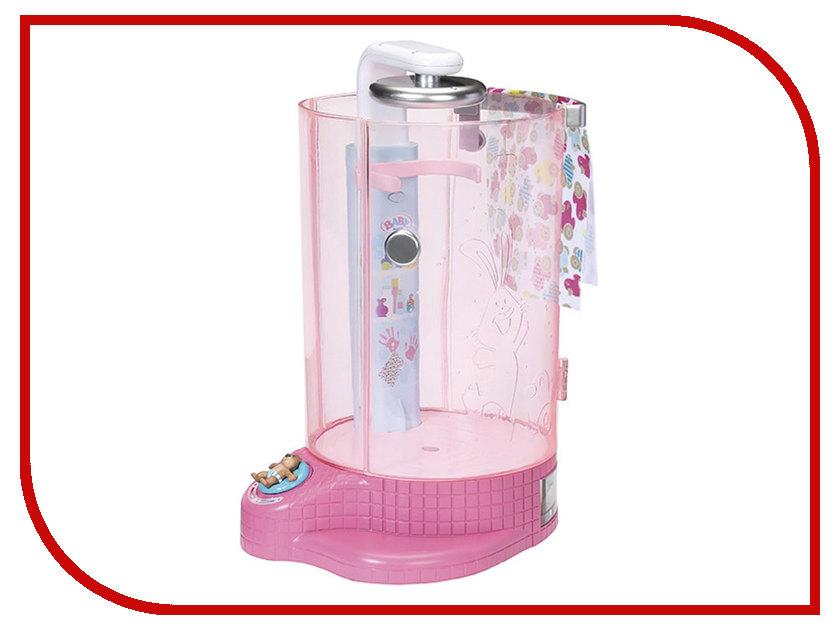 Душевая кабинка для куклы Zapf Creation Baby born 823-583 цена