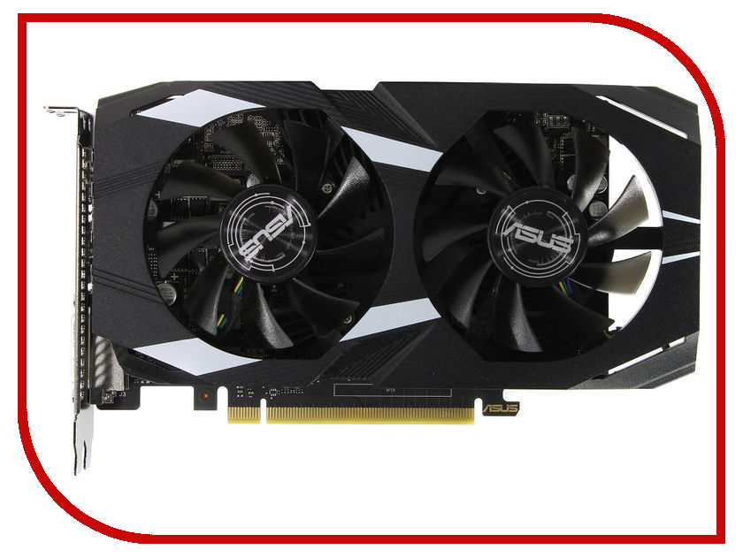 Видеокарта ASUS GeForce GTX 1050 1404Mhz PCI-E 3.0 2048Mb 7008Mhz 128-bit DVI DP HDMI HDCP DUAL-GTX1050-O2G-V2 25pcs lot sn74hc08n 74hc08 logic circuits four 2 input and gate dip 14 74 logic ic
