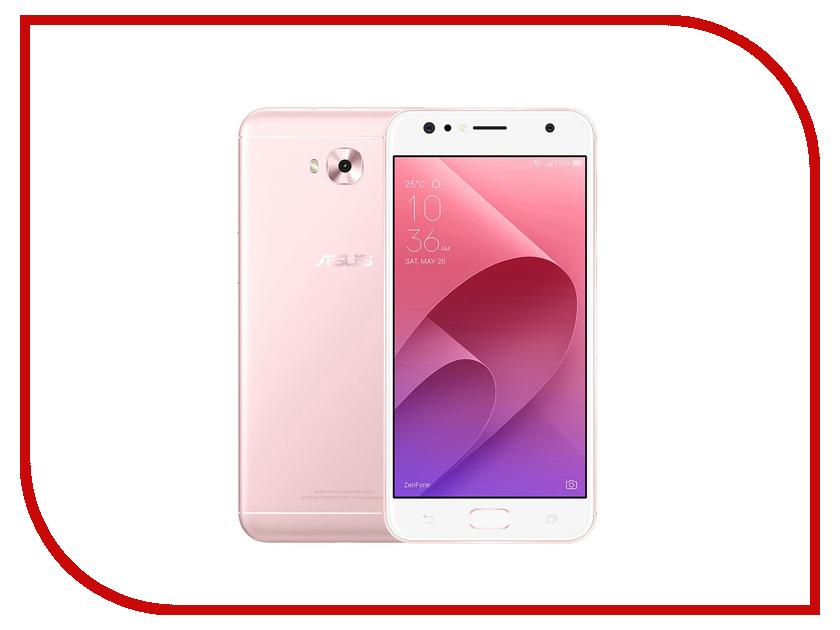 Сотовый телефон ASUS ZenFone 4 Selfie ZD553KL Pink защитная пленка asus zenfone selfie матовая
