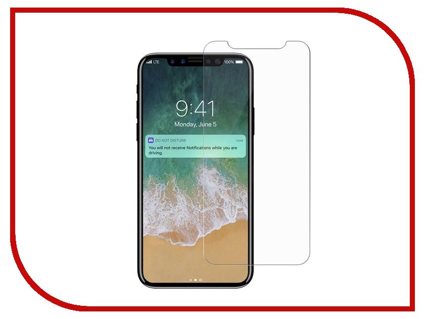Аксессуар Защитное стекло Anker Karapax для APPLE iPhone X A7481H01 аксессуар anker powerline micro usb 0 9m a8142ha1 grey 699928