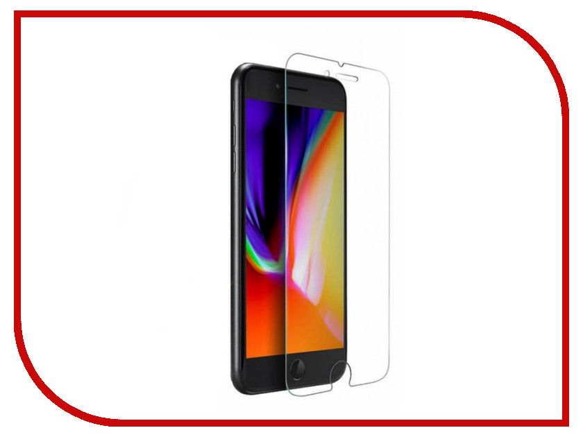 Аксессуар Защитное стекло Anker Karapax для APPLE iPhone 8 / 7 / 6S A7478H01 аксессуар anker powerline micro usb 0 9m a8142ha1 grey 699928
