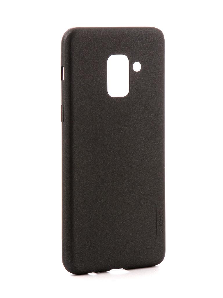 Аксессуар Чехол X-Level Guardian для Samsung Galaxy A8 2018 X Black 2828-032 аксессуар чехол для samsung galaxy j4 2018 x level guardian black 2828 158