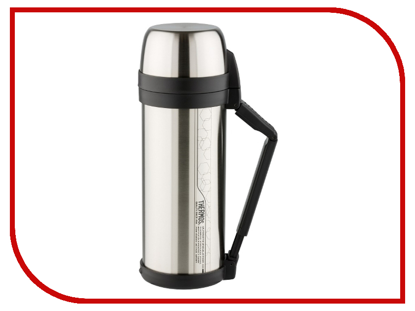 Термос Thermos FDH Stainless Steel Vacuum Flask 2.0L 923653 double layer stainless steel liner vacuum thermos flask
