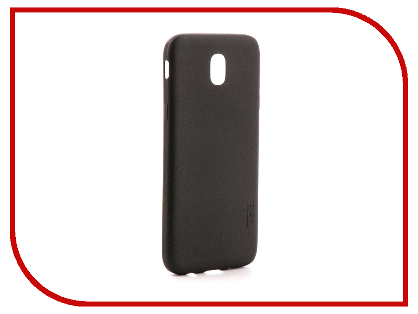 Аксессуар Чехол Samsung Galaxy J5 2017 X-Level Guardian Black 2828-038 аксессуар чехол samsung galaxy j5 prime g570 celly air case black air640bk