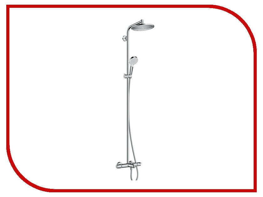 Душевая стойка Hansgrohe Crometta S 240 Showerpipe 27320000