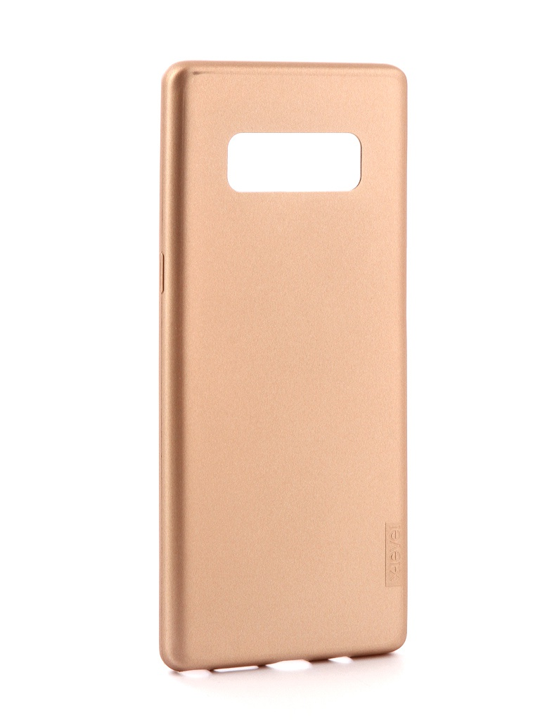 Аксессуар Чехол X-Level Guardian для Samsung Galaxy Note 8 Gold 2828-044