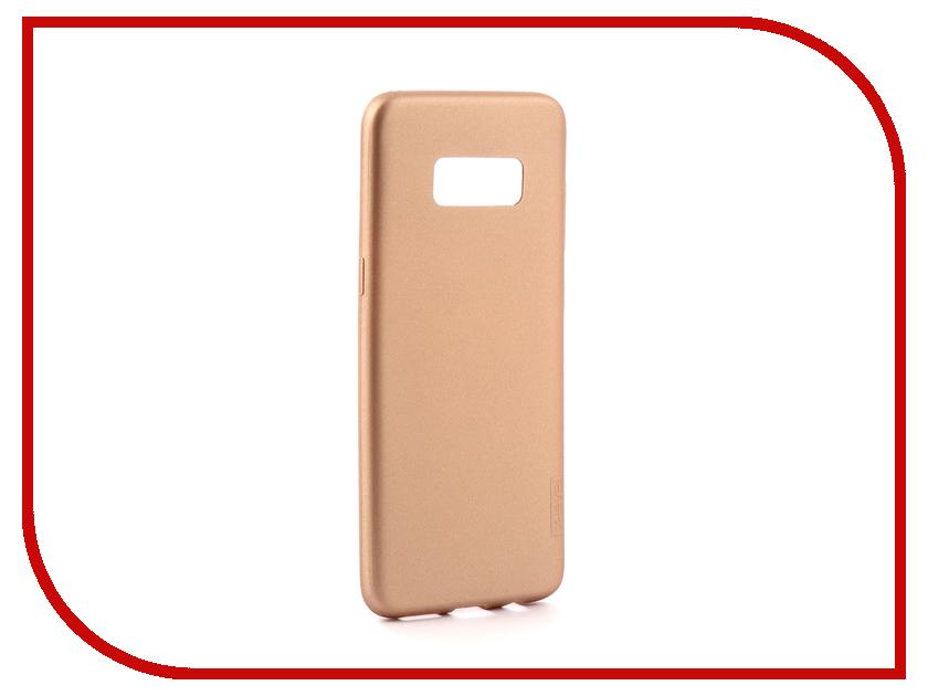 Аксессуар Чехол Samsung Galaxy S8 X-Level Guardian Gold 2828-048 kid s box level 2 pupil s book