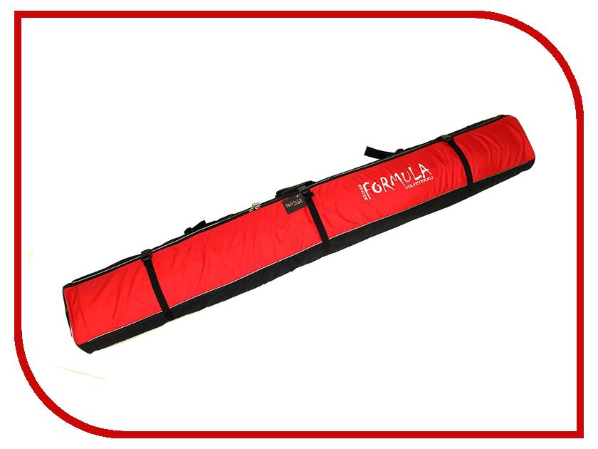 Аксессуар Кофр для горных лыж Формула зима Voyage-1 180 Red 51011 комбинезон fleur de vie арт 14 8720 рост 140 персик