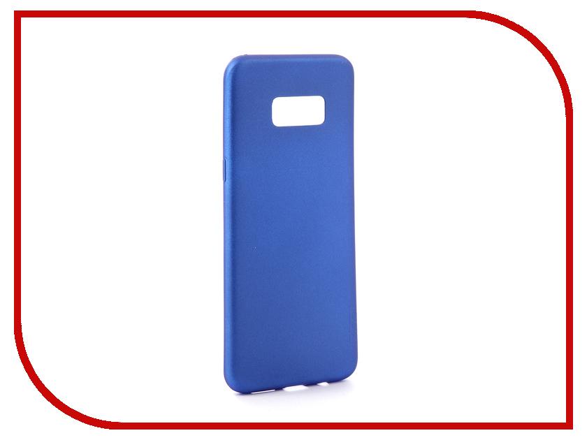 Аксессуар Чехол Samsung Galaxy S8 Plus X-Level Guardian Blue 2828-053 kid s box level 2 pupil s book