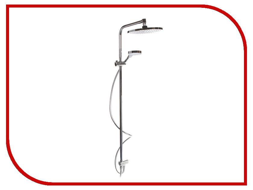 Душевая стойка Hansgrohe Crometta S 240 1jet Showerpipe Reno 27270000 магазин где можно купить машину reno