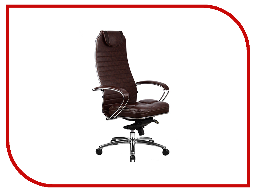 Компьютерное кресло Метта Samurai KL-1.02 Dark Brown samurai kl 3