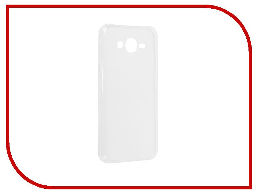 Аксессуар Чехол Samsung Galaxy J7 Neo Neypo Silicone Transparent NST3450 аксессуар защитное стекло samsung galaxy j7 neo solomon