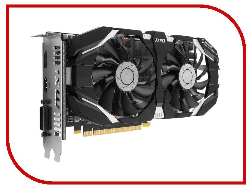 Видеокарта MSI GeForce GTX 1060 1544Mhz PCI-E 3.0 6144Mb 8000Mhz 192 bit DVI DP HDMI HDCP GTX 1060 6GT OCV2 видеокарта msi geforce gtx 1060 1594mhz pci e 3 0 6144mb 8100mhz 192 bit dvi hdmi hdcp gtx 1060 gaming x 6g