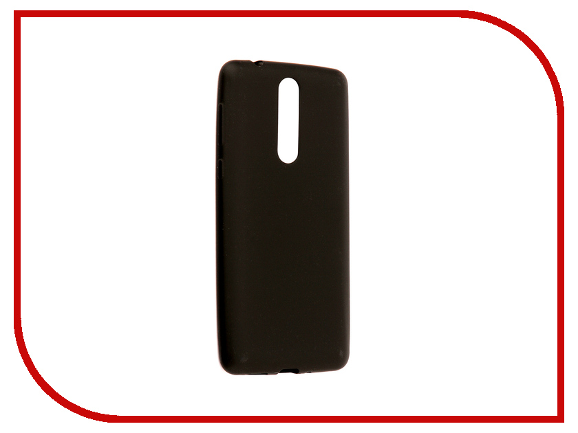 Аксессуар Чехол для Nokia 8 Neypo Neon Silicone Black NSTN3228 new black for nokia lumia 630 635 lcd display touch screen with digitizer assembly replacement parts free shipping with tools