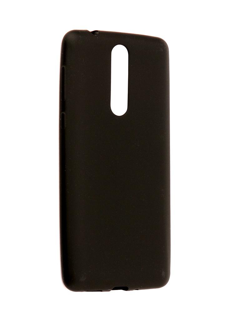 Аксессуар Чехол Neypo для Nokia 8 Neon Silicone Black NSTN3228 чехол nokia чехол nokia 8 leather flip cover black cp 801