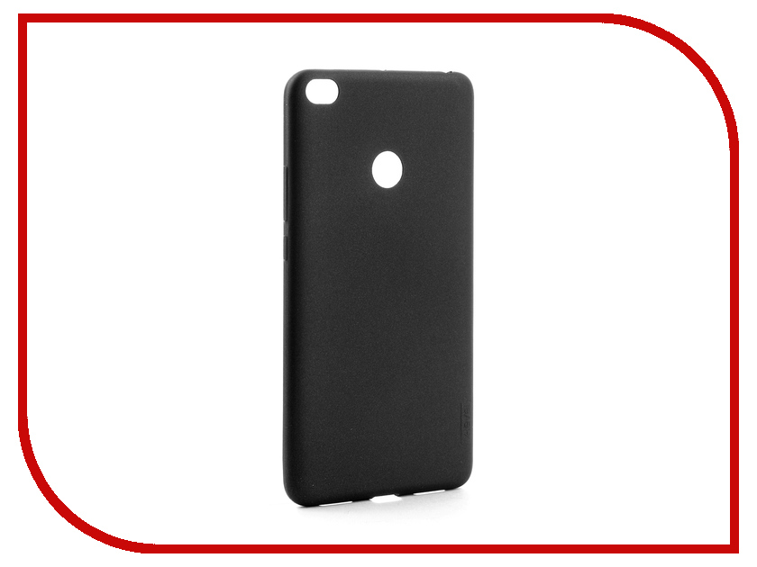Аксессуар Чехол для Xiaomi Redmi Mi Max 2 X-Level Guardian Series Black 2828-072 аксессуар чехол для xiaomi redmi mi a1 mi 5x x level guardian series black 2828 070