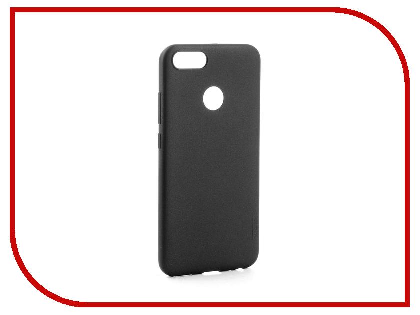 Аксессуар Чехол для Xiaomi Redmi Mi A1/Mi 5X X-Level Guardian Series Black 2828-070 аксессуар чехол для xiaomi mi a1 mi 5x snoogy иск кожа black sn mi a1 5x blk lth