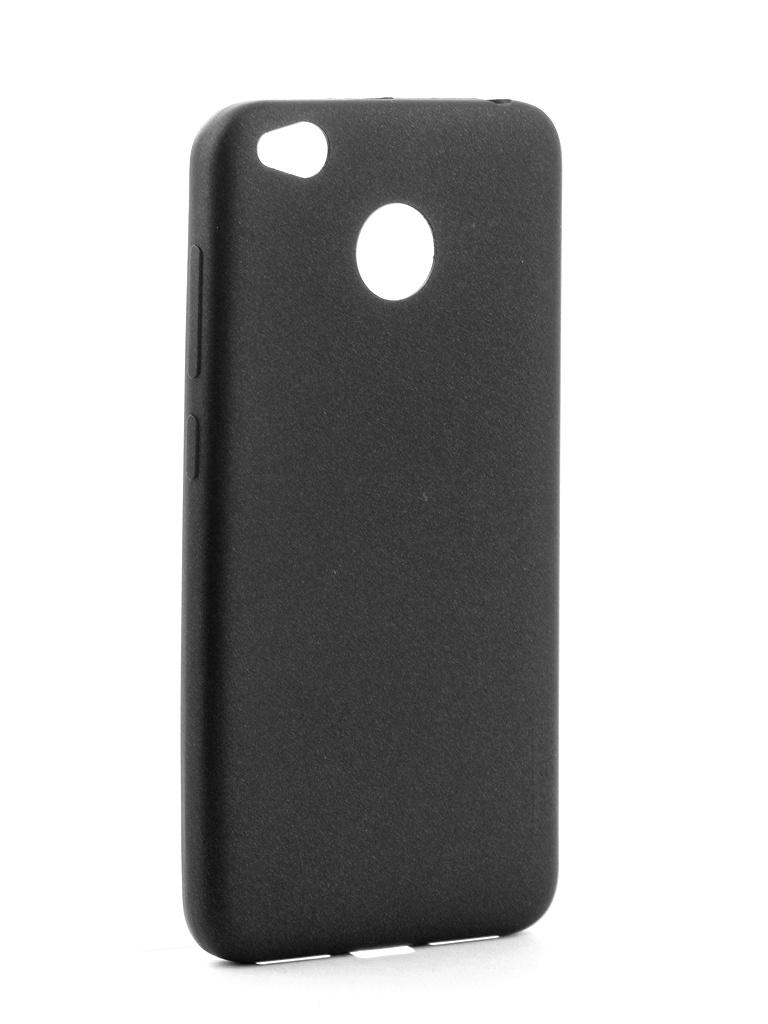 Аксессуар Чехол X-Level для Xiaomi Redmi 4X Guardian Series Black 2828-060 аксессуар чехол x level для xiaomi redmi note 5 5 pro guardian series gold 2828 131