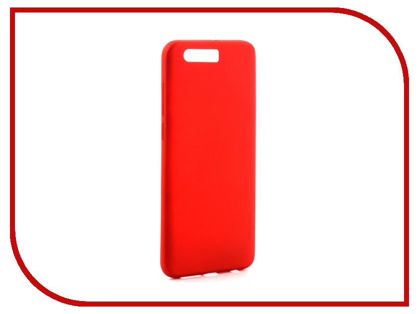 Аксессуар Чехол Huawei Honor 9 X-Level Guardian Series Red 2828-093 чехол для карточек авокадо дк2017 093