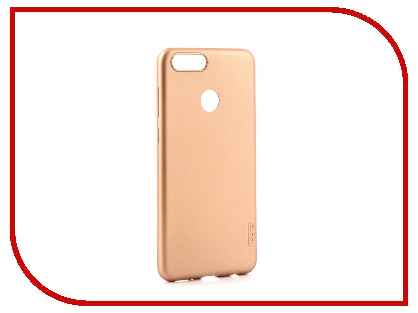 Аксессуар Чехол для Huawei Honor 7X X-Level Guardian Series Gold 2828-088 cонекс 149 fb09 088 floret white gold