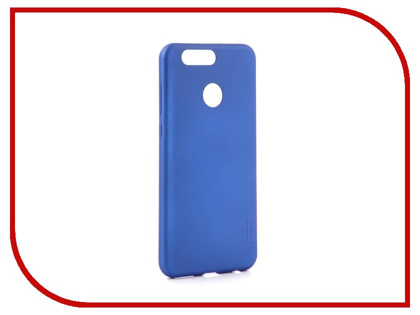 Аксессуар Чехол Huawei Honor 2 Plus X-Level Guardian Series Blue 2828-083 все цены