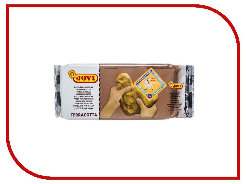 Набор для лепки JOVI Паста для моделирования Отвердевающая 1000g Terracotta 89 jovi набор мягкой пасты и аксессуаров для лепки огород