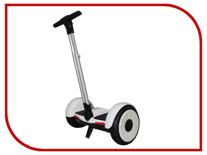 Сегвей SpeedRoll Handing Scooter X1-10B White электросамокат speedroll e 5 pink