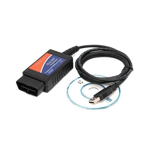 Автосканер RocknParts Zip ELM327 OBD2 USB v.1.5