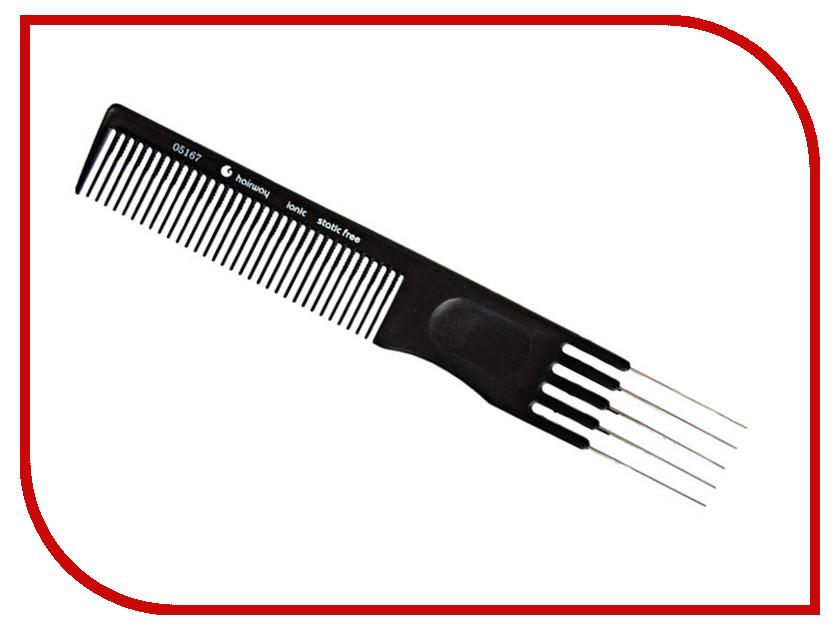 Расческа Hairway 05167 расческа hairway carbon advanced 05083