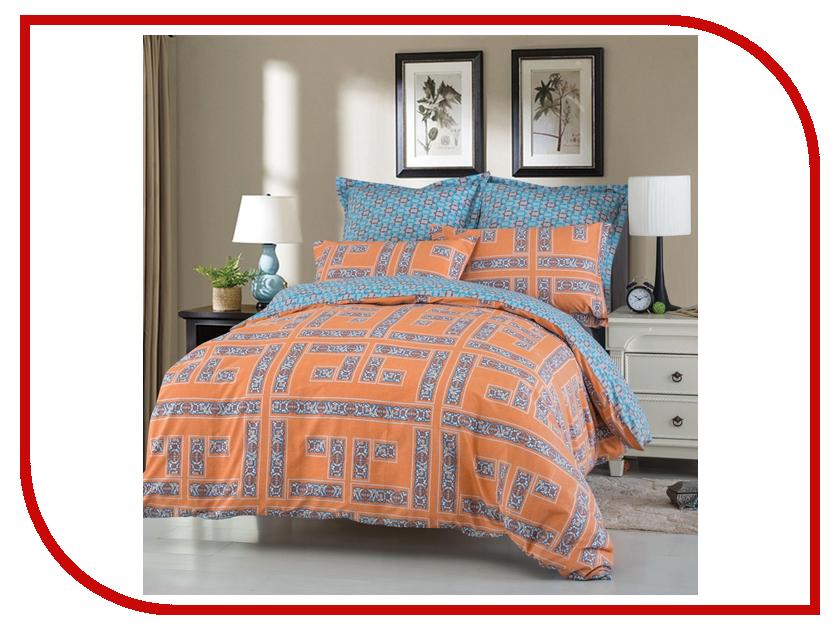 Постельное белье Сайлид B-178 Комплект Семейный спальный Сатин