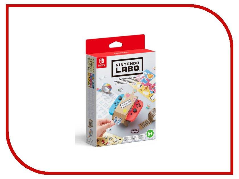 Комплект дизайн Nintendo Labo Customization Set labo art кардиган