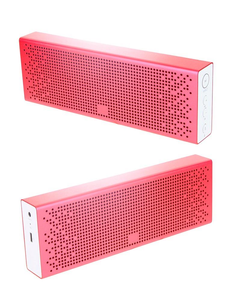 Колонка Xiaomi Mini Square Box 2 / Mi Bluetooth Speaker Red цена и фото