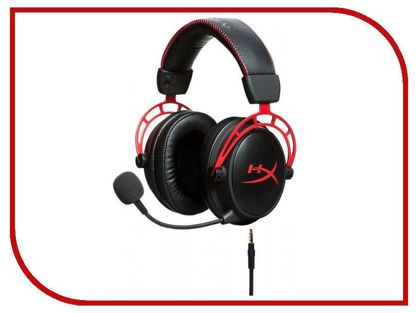 Kingston HyperX Cloud Alpha HX-HSCA-RD/EE цены