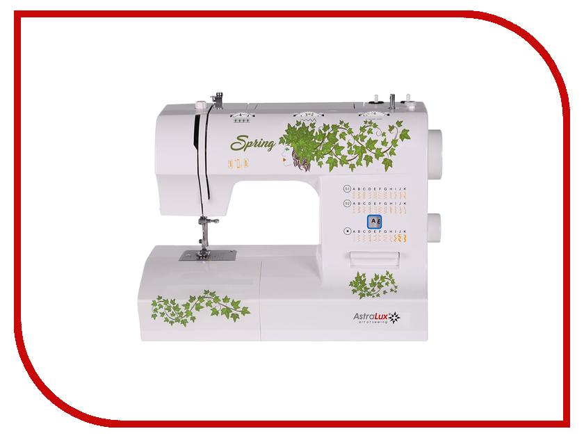 Швейная машинка Astralux Spring швейная машинка astralux 7350 pro series вышивальный блок ems700