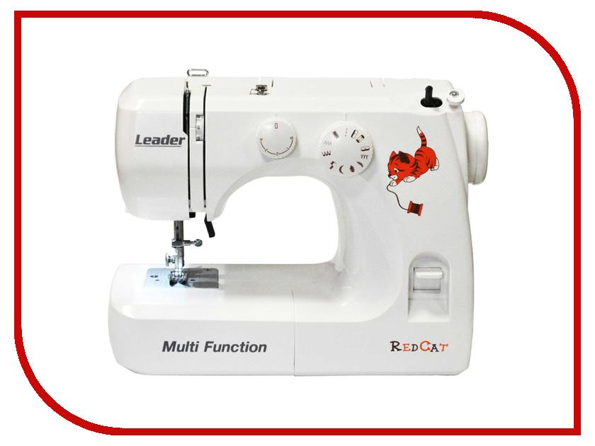 Швейная машинка Leader RedCat швейная машинка janome sew mini deluxe