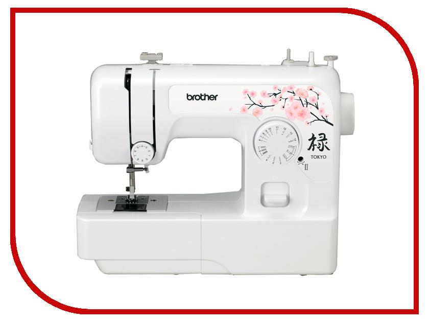 Швейная машинка Brother Tokyo швейная машинка brother comfort 40e