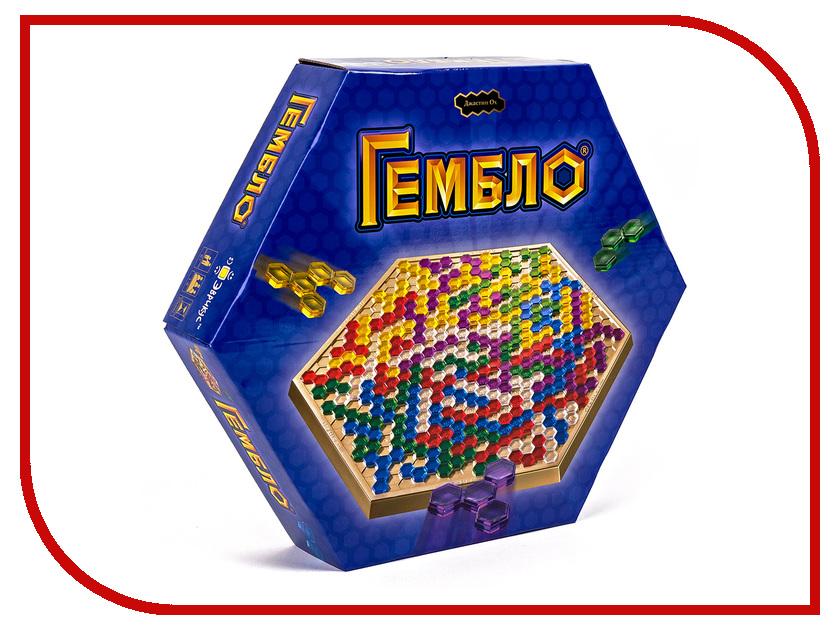 Настольная игра Эврикус Гембло PG-15001 настольная игра эврикус треугольник и компания pg 17005